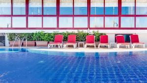 Hotel Manila, Hotel  Lido di Jesolo - big - 51