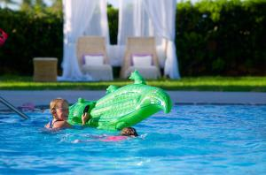 Sunvillage Malia Boutique Hotel and Suites, Отели  Малиа - big - 44