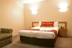 City Park Hotel, Hotel  Melbourne - big - 20