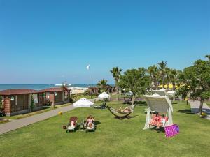 Maritim Pine Beach Resort, Resorts  Belek - big - 41