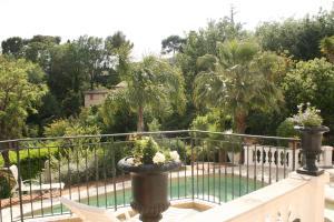 Villa La Floridita, Villák  Vence - big - 19