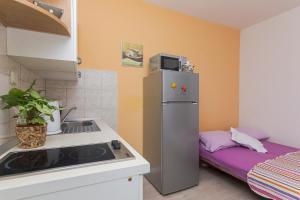 Apartments Garmaz, Ferienwohnungen  Podgora - big - 14