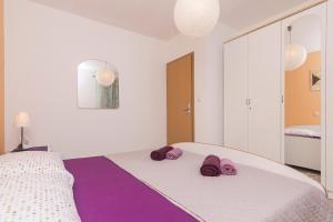 Apartments Garmaz, Ferienwohnungen  Podgora - big - 17