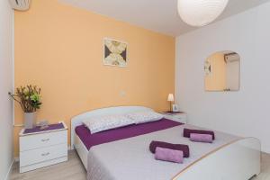 Apartments Garmaz, Ferienwohnungen  Podgora - big - 18