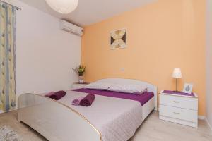 Apartments Garmaz, Ferienwohnungen  Podgora - big - 19