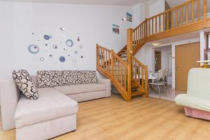 Apartments Garmaz, Ferienwohnungen  Podgora - big - 22