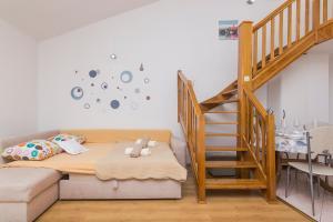 Apartments Garmaz, Ferienwohnungen  Podgora - big - 29
