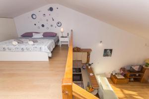Apartments Garmaz, Ferienwohnungen  Podgora - big - 32