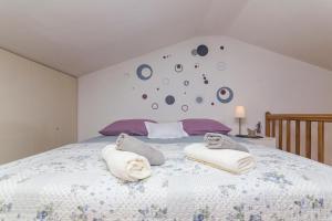 Apartments Garmaz, Ferienwohnungen  Podgora - big - 34