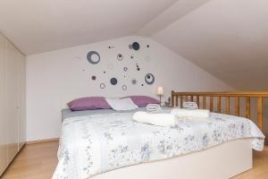 Apartments Garmaz, Ferienwohnungen  Podgora - big - 35