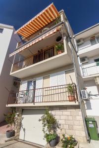 Apartments Garmaz, Ferienwohnungen  Podgora - big - 44