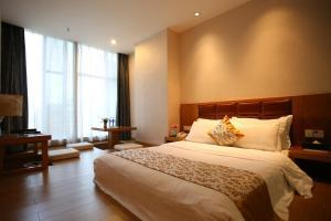 Shanshui Trends Hotel East Station, Отели  Гуанчжоу - big - 39