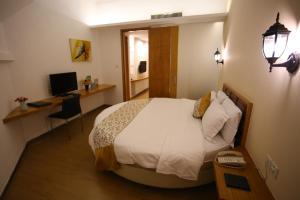 Shanshui Trends Hotel East Station, Отели  Гуанчжоу - big - 31