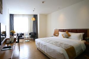 Shanshui Trends Hotel East Station, Отели  Гуанчжоу - big - 23