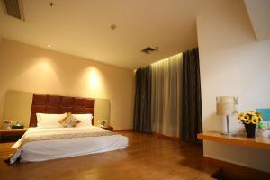 Shanshui Trends Hotel East Station, Отели  Гуанчжоу - big - 3