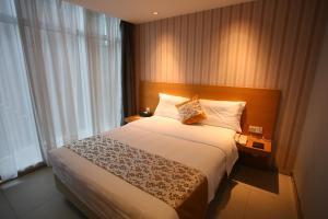 Shanshui Trends Hotel East Station, Hotely  Kanton - big - 61