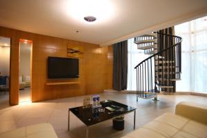 Shanshui Trends Hotel East Station, Отели  Гуанчжоу - big - 46