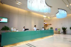 Shanshui Trends Hotel East Station, Hotely  Kanton - big - 64