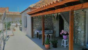 Stone House, Affittacamere  Himare - big - 34