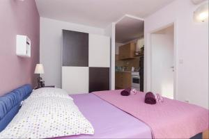 Apartments Garmaz, Ferienwohnungen  Podgora - big - 54