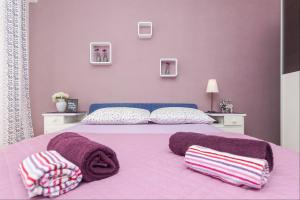 Apartments Garmaz, Ferienwohnungen  Podgora - big - 55