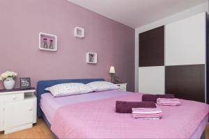 Apartments Garmaz, Ferienwohnungen  Podgora - big - 56