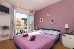 Apartments Garmaz, Ferienwohnungen  Podgora - big - 60