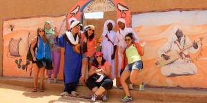Riad Desert Camel, Hotels  Merzouga - big - 125