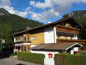 Ferienhotel Sonnenheim, Aparthotels  Oberstdorf - big - 57