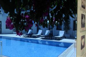 Asmin Hotel Bodrum, Hotely  Bodrum - big - 55