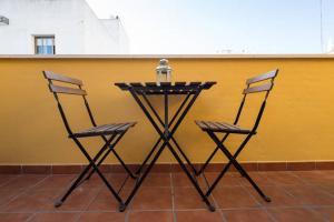 Áticos Soho GrupalMalaga, Apartmány  Málaga - big - 45