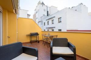 Áticos Soho GrupalMalaga, Apartmány  Málaga - big - 46