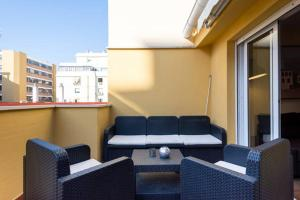 Áticos Soho GrupalMalaga, Apartmány  Málaga - big - 48