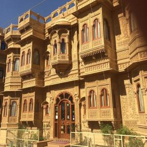 Hotel Royal Haveli, Hotely  Jaisalmer - big - 77