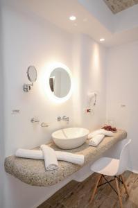 Villa Adriana Hotel, Apartmanhotelek  Ájosz Prokópiosz - big - 33