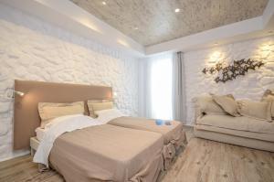 Villa Adriana Hotel, Apartmanhotelek  Ájosz Prokópiosz - big - 37