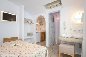 Villa Adriana Hotel, Apartmanhotelek  Ájosz Prokópiosz - big - 41