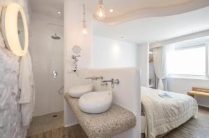 Villa Adriana Hotel, Apartmanhotelek  Ájosz Prokópiosz - big - 56