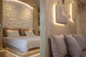 Villa Adriana Hotel, Apartmanhotelek  Ájosz Prokópiosz - big - 83