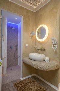 Villa Adriana Hotel, Apartmanhotelek  Ájosz Prokópiosz - big - 84