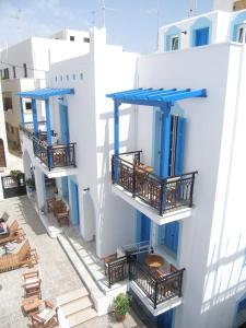 Pension Irene 2, Aparthotels  Naxos Chora - big - 115