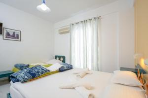 Villa Adriana Hotel, Apartmanhotelek  Ájosz Prokópiosz - big - 93