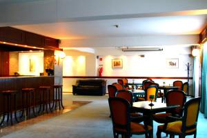 Hotel Miraneve, Hotely  Vila Real - big - 41