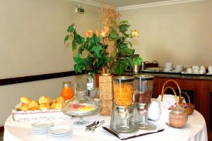 Hotel Miraneve, Hotels  Vila Real - big - 34