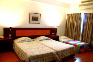 Hotel Miraneve, Hotely  Vila Real - big - 6