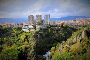 Hotel Miraneve, Hotely  Vila Real - big - 15