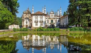 Hotel Miraneve, Hotely  Vila Real - big - 24