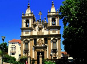 Hotel Miraneve, Hotels  Vila Real - big - 14