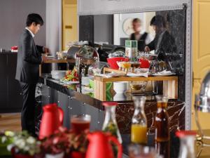 UNO Design Hotel, Hotel  Odessa - big - 55