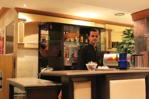 Gulf Park Hotel Apartment, Apartmanhotelek  Dammam - big - 17
